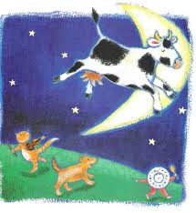 Cow Jumped Over the Moon Pic