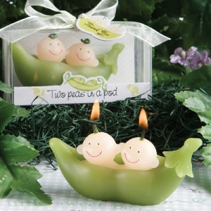 Peas in a Pod Candles