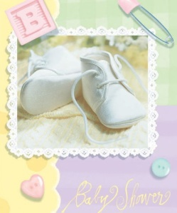 Baby shower thank you notes Her Baby Shower